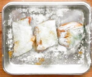 N's KITCHENお弁当レシピ:鮭のカレー焼き弁当2