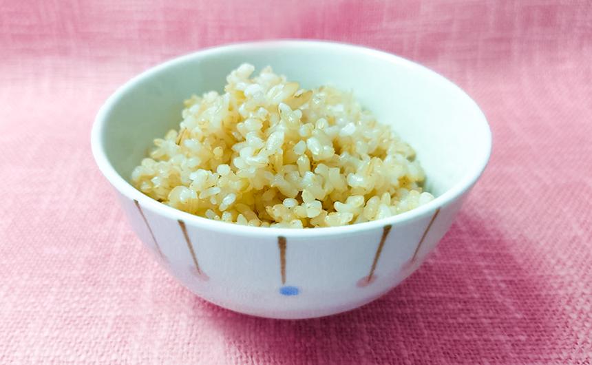 もちもち玄米ご飯