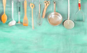 お弁当のキホン3「お弁当作りに便利なキッチン用品」