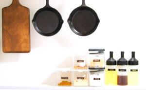 お弁当のキホン5「時短に使える、お助け調味料たち」